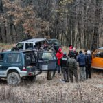 Escursione 10 dicembre 2017 - 4x4 Pavia - Club Fuoristrada
