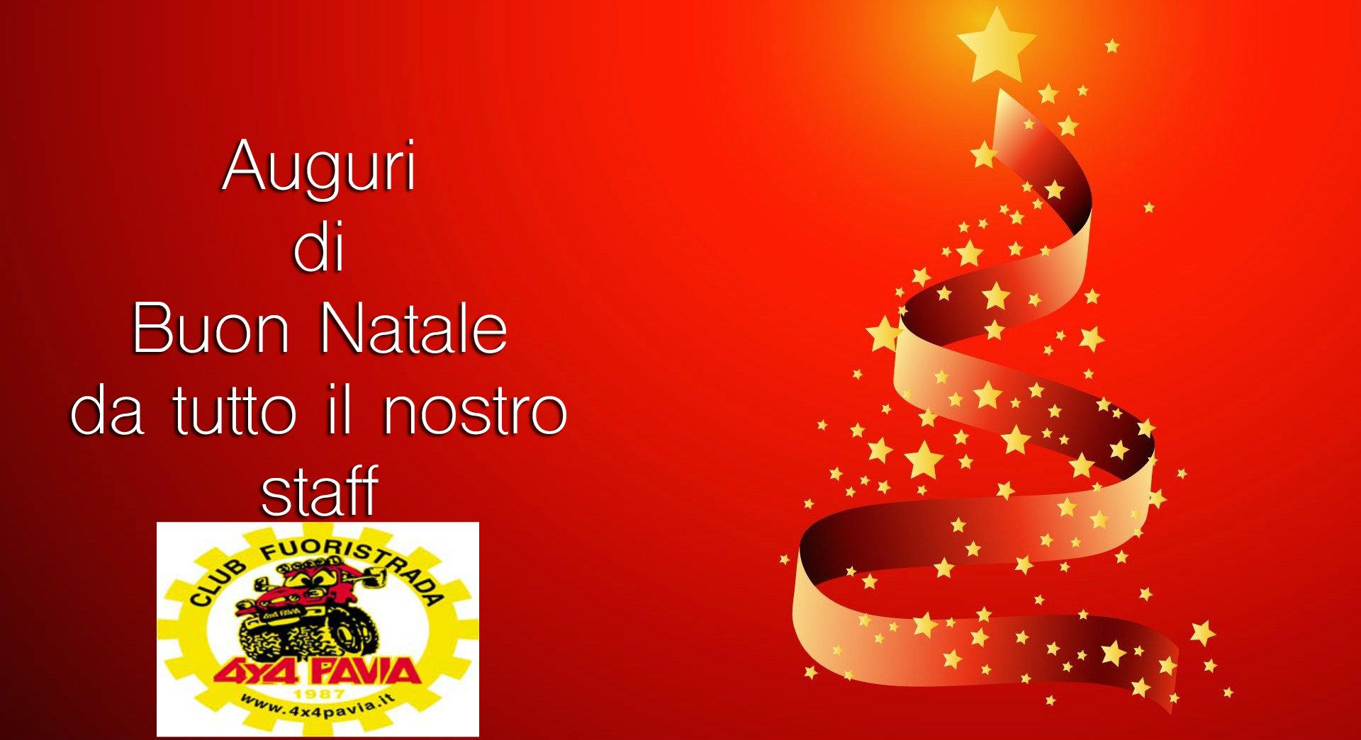 Buon Natale 4x4.Buon Natale 4x4 Bis 4x4 Pavia